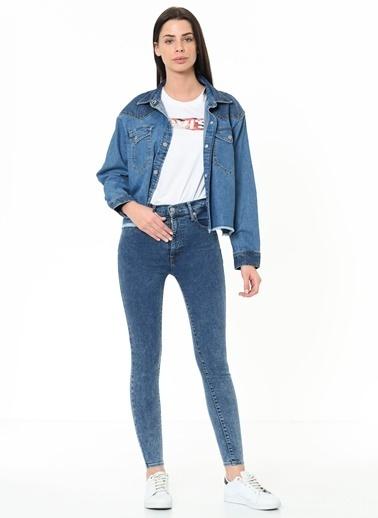 Levi's® Jean Pantolon | Mile - Super Skinny İndigo